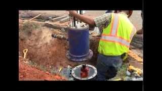 Water Services Group, LLC TEAM® InsertValve™ Talla