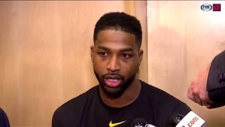 Tristan Thompson cautions people to not discredit Cleveland Cavaliers