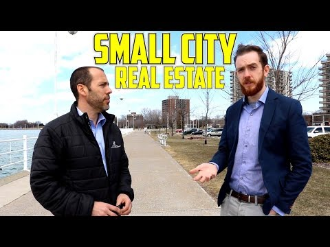 Real Estate Investing In Small Cities Like Sarnia Ontario With Kory MacKinnon