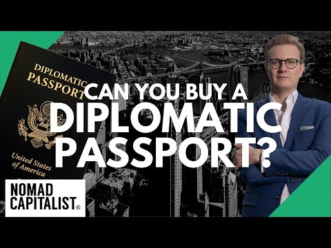 Can You Buy a Diplomatic Passport?