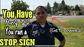 You Have Any ID On You TCCW 1st 4th Amendment