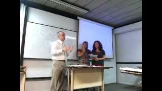 Histeria y Psicosomatica (Parte 3/4) - Prof. Dr. Jorge C. Ulnik