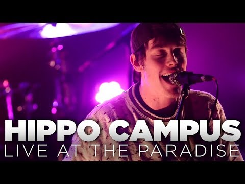 Hippo Campus: Live at The Paradise (Full Set) | Front Row Boston