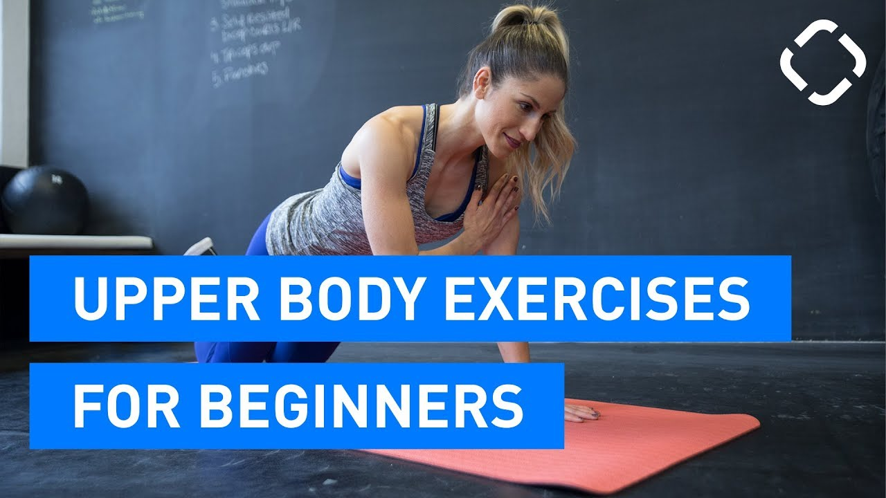 13 Minute Upper Body Workout for Beginners