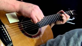 Sam Smith - Lay Me Down - Fingerstyle Guitar