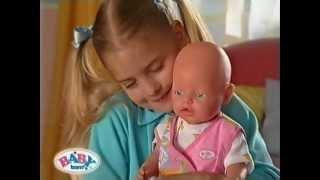 Zapf Baby Born Werbung 2000