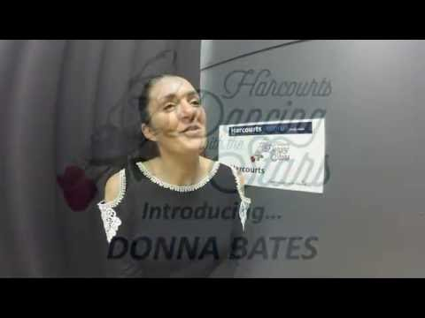 DONNA BATES - Harcourts Rotorua Dancing With The Stars 2016