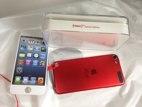 iPod Touch 5G Unboxing FINALMENTE