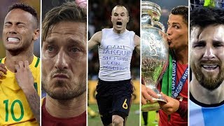 Emotional Football Moments That Will Make You Cry (Part 10) (Decade Edition)
