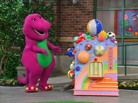 Barney & Friends: Play Ball! Season 4, Episode 10