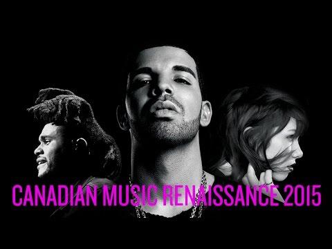 Canadian Music Renassaince 2015