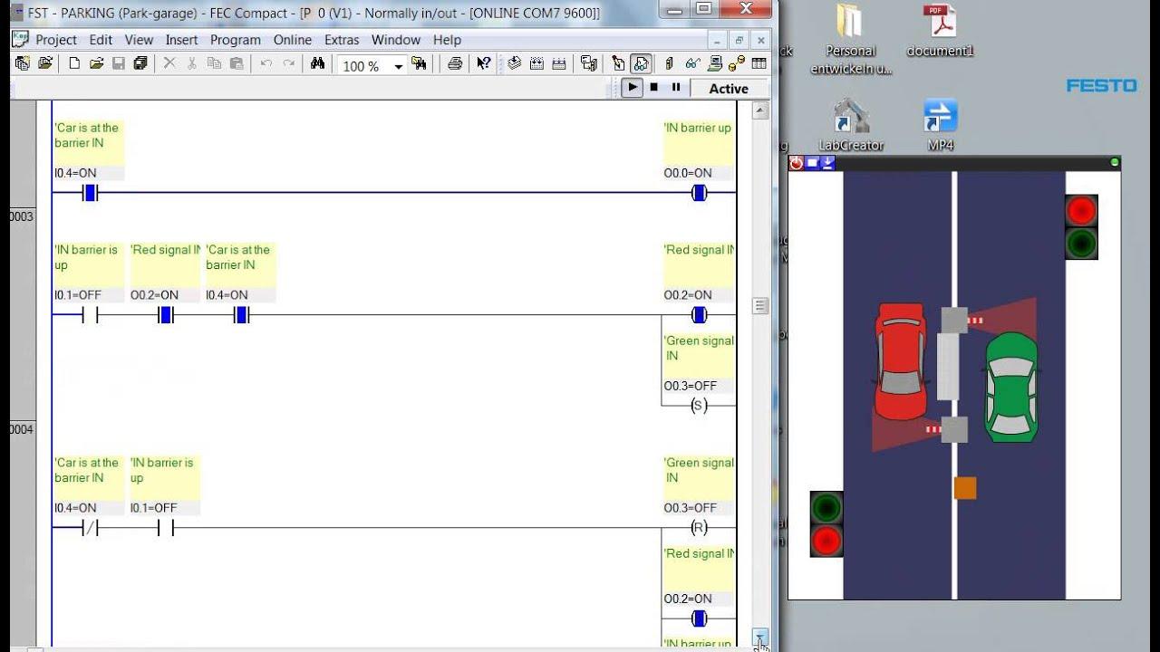 Garage door ladder logic diagram ccuart Choice Image