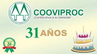 CELEBRACIÓN 31 AÑOS COOVIPROC - MEDELLIN  - COLOMBIA