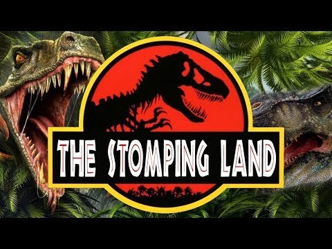 LET'S HUNT DINOSAURS! ★ The Stomping Land