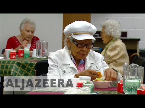 US hurricane deaths highlight poor treatment of elderly in care