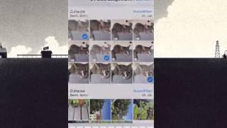 Apple Fotostream: Anlegen einer iCloud-Fotofreigabe vom iPhone - ifun.de