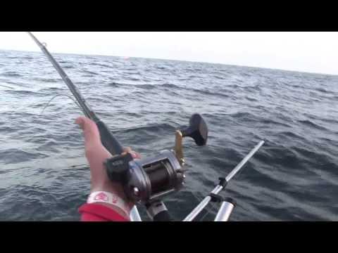Lake Ontario Salmon Fishing
