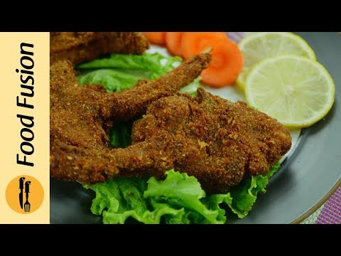 Fried Mutton/Lamb Chops Recipe By Food Fusion (Eid Recipe)