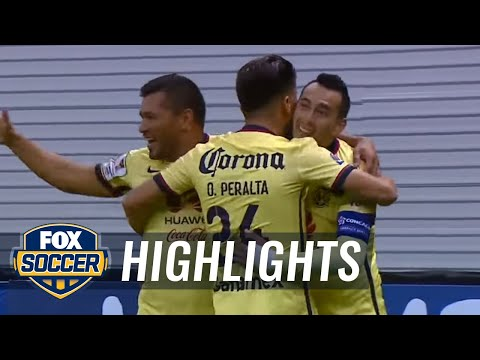 Club America vs. Seattle Sounders | CONCACAF Champions League Highlights