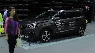Обзор New Peugeot 3008 и Peugeot 5008 ВРЕМЯ КРОССОВЕРОВ смотреть