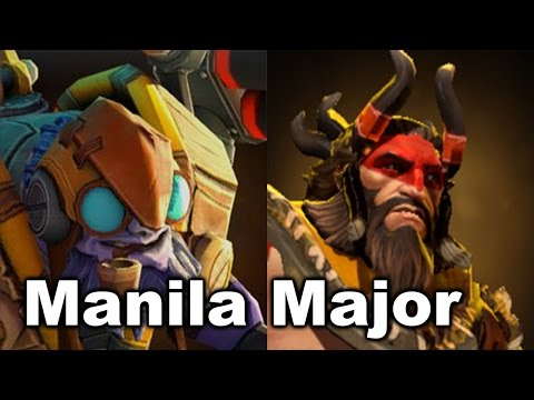 Travel Boots Battle - Dig Polarity Manila Major Dota 2