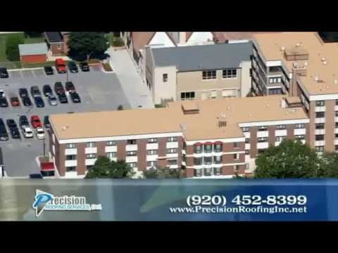 Precision Roofing - Commercial Roofing Solutions