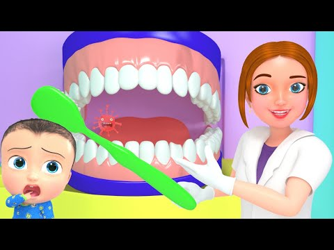 Baby Dental Care Song | BST Songs for Kids