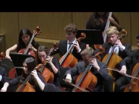 Symphony No 4 in f minor, Scherzo Pizz & Finale, Tchaikowsky Youth Orchestra