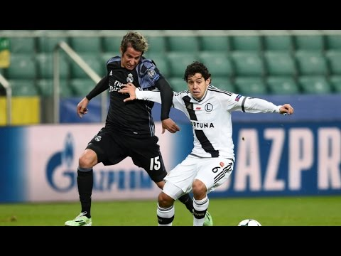 Download Legia Warsaw vs Real Madrid 0-2 Gol Karim Benzema [Uefa Champions League] 2/11/2016 HD