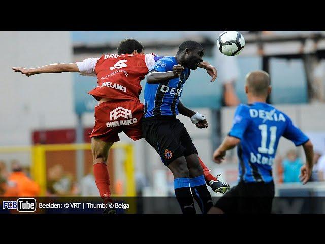 2010-2011 - Jupiler Pro League - 01. KV Kortrijk - Club Brugge 1-0