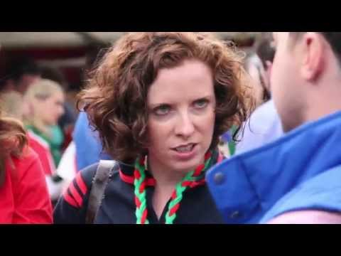 A Yank Asks GAA Fans Stupid Questions About GAA