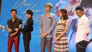 Duy Khánh, Kay Trần, Hoàng Phi và Yoon Trần né tránh khi Hoàng Rapper yêu cầu hát