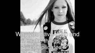 Avril Lavigne Complicated.mp3