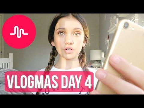 MUSICAL.LY TIPS AND TRICKS  🎼🎵 | VLOGMAS 4