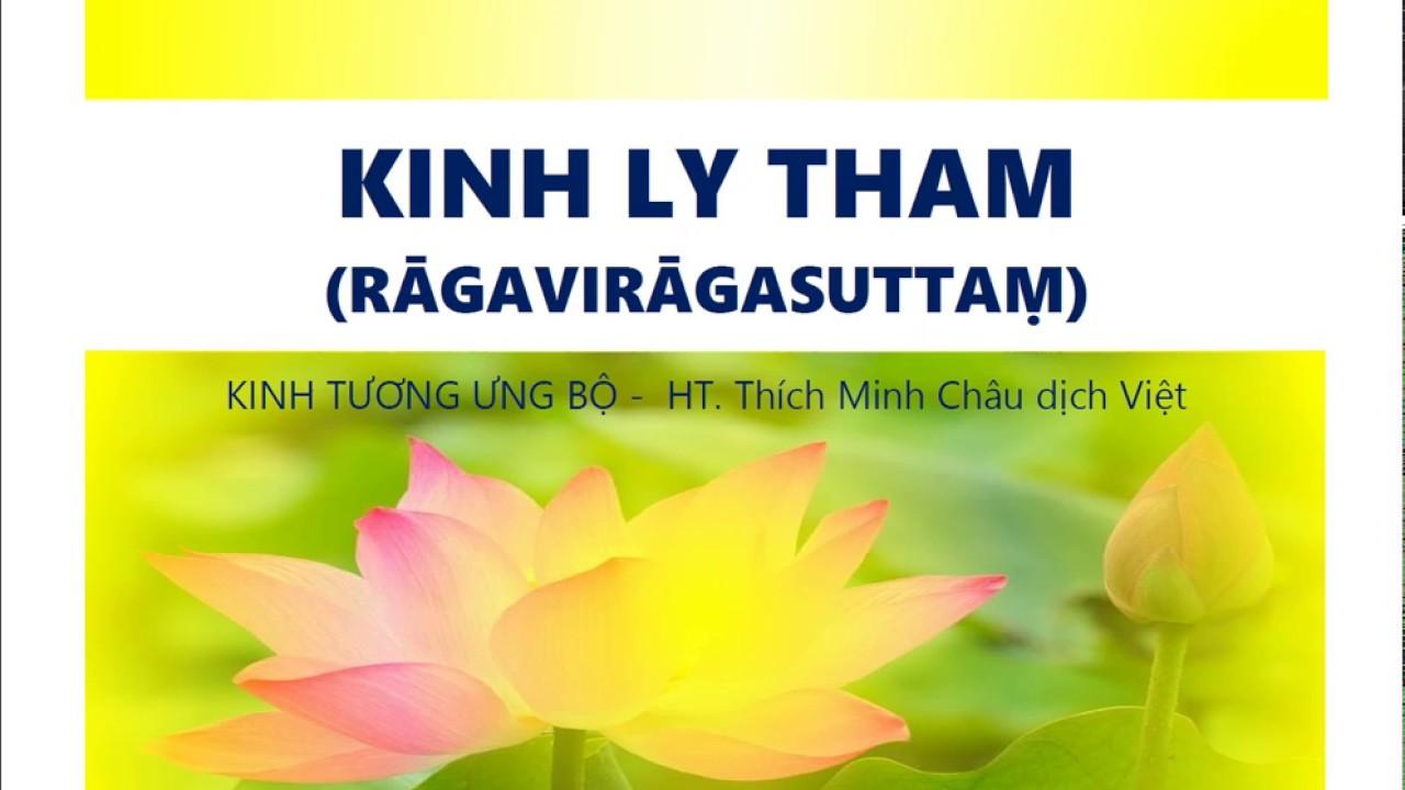 043-SN 45.41 – Kinh Ly Tham