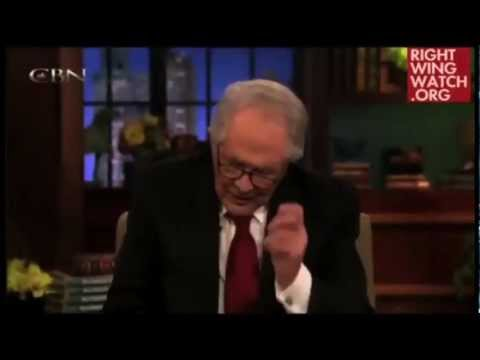 God Told Pat Robertson Who Next President Will Be