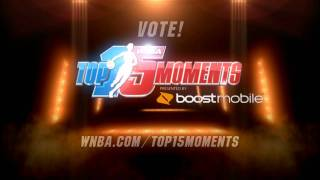 Top 15 Moments: Weatherspoon