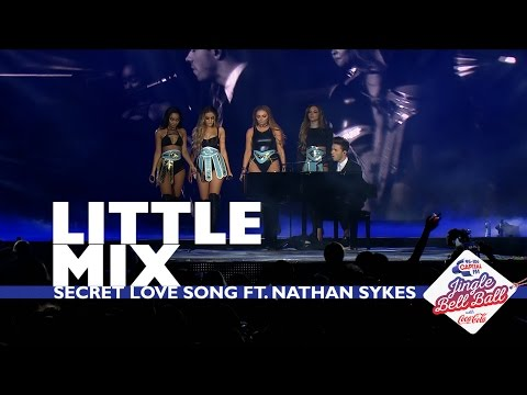 Little  ft Nathan Sykes - Secret Love Song  At Capital's Jingle Bell Ball