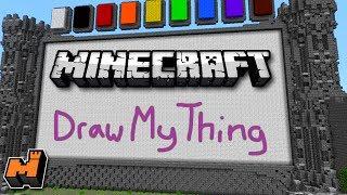 Minecraft: TAPE WORM GRAPES! (Mineplex Draw My Thing)