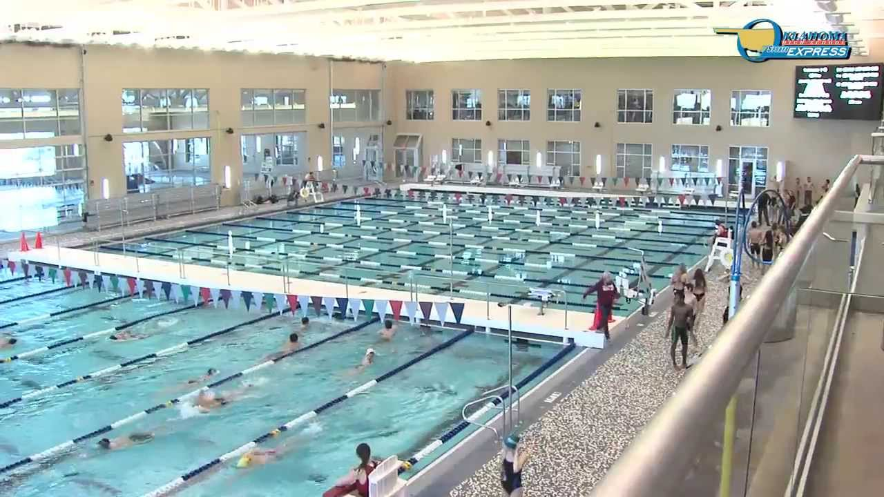 Edmond Ok Schools New Aquatic Center Youtube