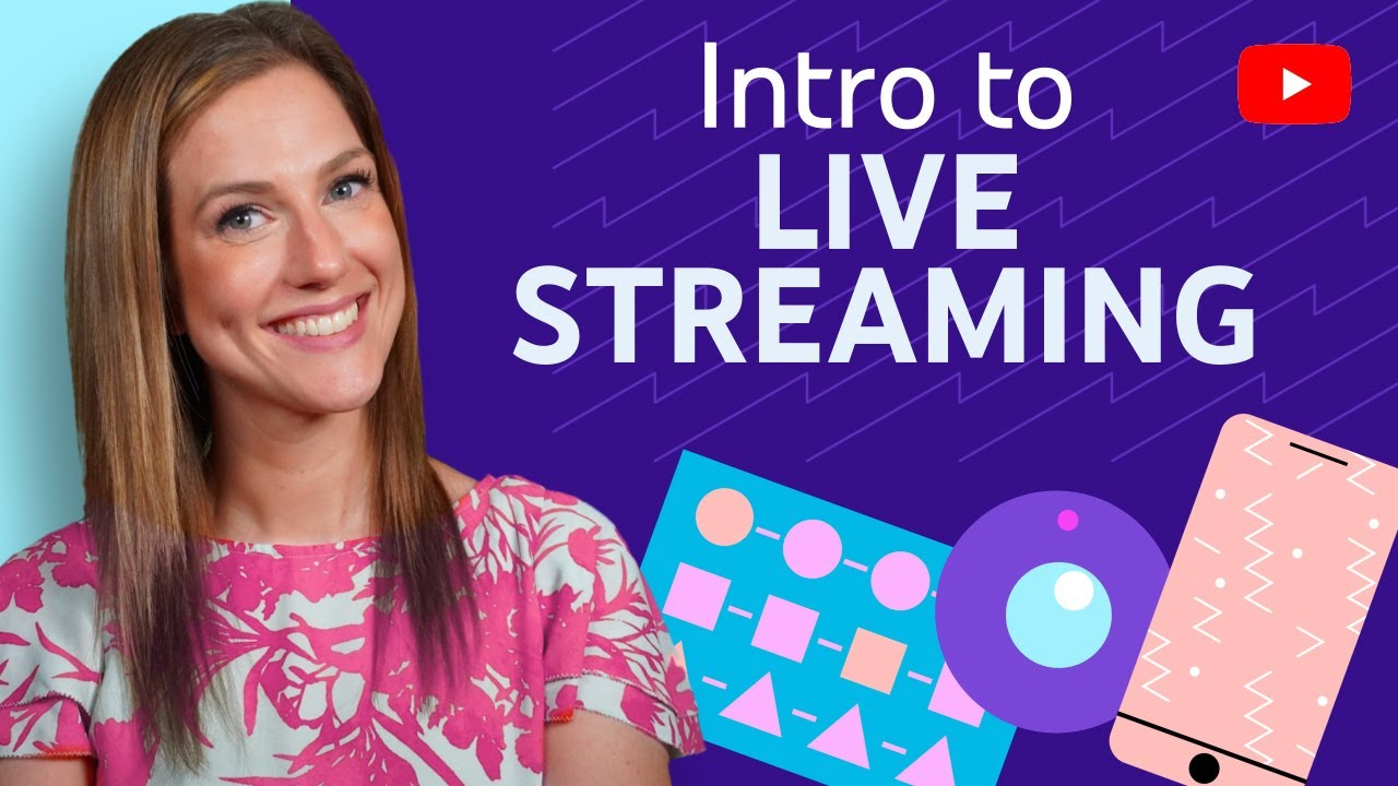 Intro To Live Streaming on YouTube
