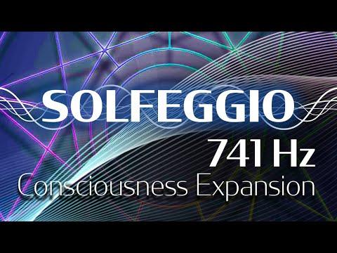 Solfeggio Harmonics Vol. 1 - 741 HZ - Consciousness Expansion