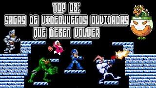 Top 08: Sagas de Videojuegos Olvidadas que Deben Volver - Pepe el Mago