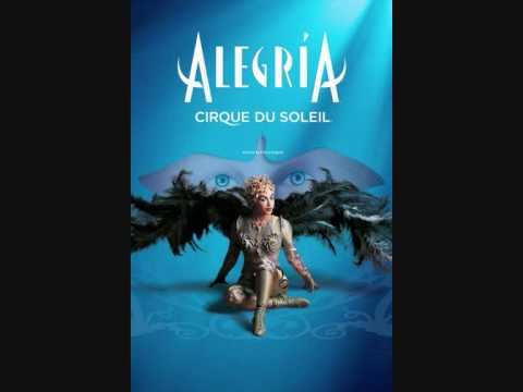 Crique du Soleil Alegria - Alegria