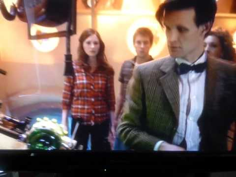 Swear To Me On Something That Matters: Fishfingers & Custard. Doctor Who