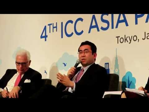 Short Speech at 4th ICC Asia Pacific CEO Forum in Tokyo (9 March, 2018)