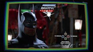 RazörFist Arcade: BATMAN (Part 2)