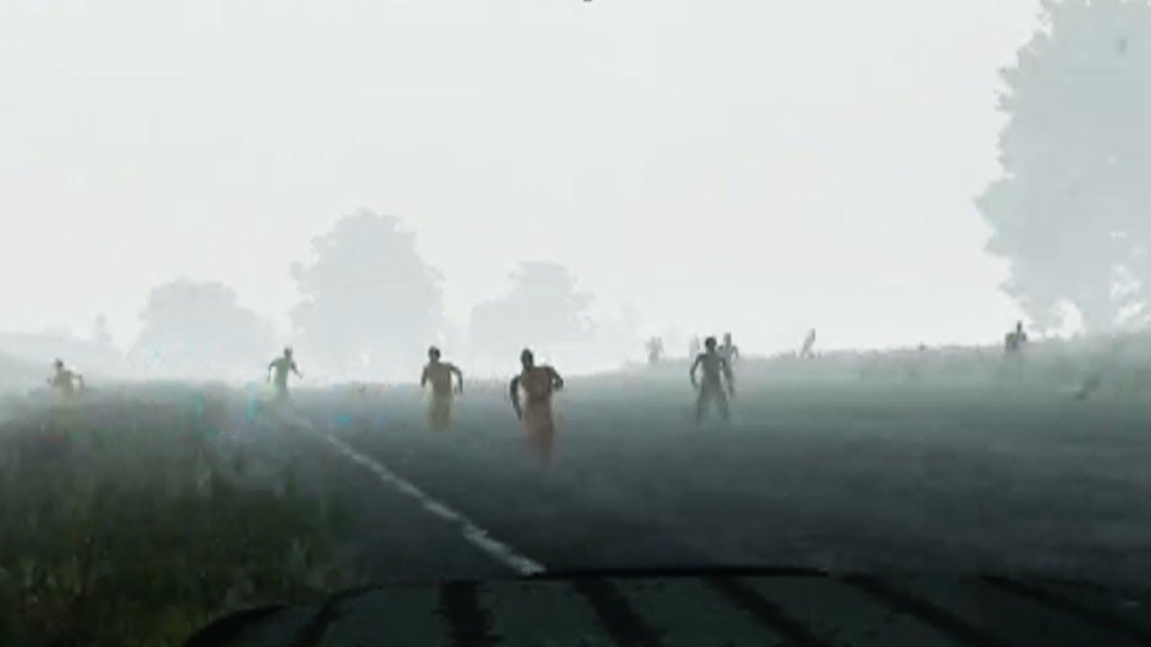 Pubg Fog Zombies Youtube