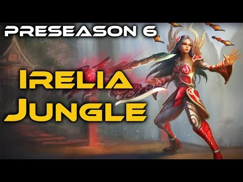 [LoL] Guinsoos Irelia Jungle - Full Game Commentary