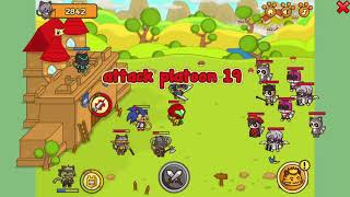 Игра Ударный Отряд Котят 3  Последняя Битва